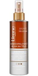 Samoopalovací mlha na tělo Bronze Collection 195 ml