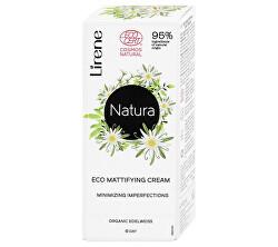 Zmatňující denní pleťový krém Natura (Mattifying Cream) 50 ml
