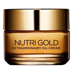 Denný vyživujúci krém s mikro-perličkami oleja Nutri-Gold 50 ml