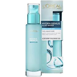 Hydratačná pleťová starostlivosť pre každodenné použitie pre normálnu až suchú pleť Hydra Genius (Liquid Care Daily Moisturiser) 70 ml