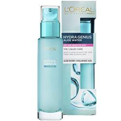 Hydratační pleťová péče pro každodenní použití pro suchou a citlivou pleť Hydra Genius (Liquid Care Daily Moisturiser) 70 ml
