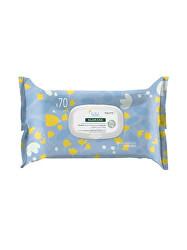 Jemné čisticí ubrousky pro děti od narození s měsíčkem (Gentle Cleansing Wipes) 70 ks