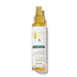 Ochranný olej pro vlasy namáhané sluncem Ylang-Ylang (Sun Radiance Protective Oil) 100 ml