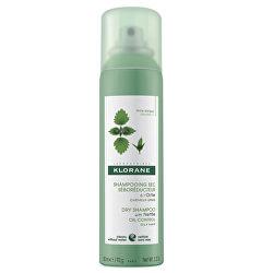 Suchý šampon pro mastné vlasy (Dry Shampoo) 150 ml