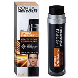 Gel na sjednocení tónu a rozzáření pleti Men Expert Hydra Energetic (Indetectable Tinted Gel) 50 ml