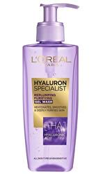 Vypĺňajúci čistiaci gél Hyaluron Specialist (Replumping Purifying Gel Wash) 200 ml