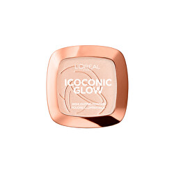 Pudrový rozjasňovač Icoconic Glow (Highlighting Powder) 9 g
