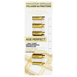 Zpevňující 7 denní péče pro zralou pleť Age Perfect (7 Day Cure Retightening Ampoules) 7 x 1 ml