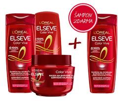 Kedvezményes csomag Elseve Color Vive 250 ml