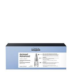 Program proti vypadávání vlasů Série Expert Aminexil Advanced 42 x 6 ml