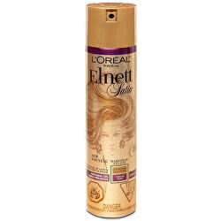 Lak na vlasy s arganovým olejem Elnett Satin (Precious Oil Strong Hold Hair Spray) 250 ml