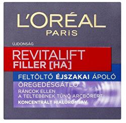 Nočná vypĺňajúci starostlivosti Revitalift (Night Filler Cream) 50 ml