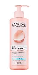 Odličovacie mlieko s kvetinovými výťažkami pre normálnu a zmiešanú pleť Skin Expert 400 ml
