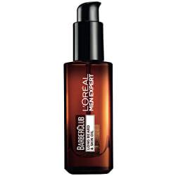 Olej na bradu a tvár Barber Club (Long Beard & Skin Oil) 30 ml