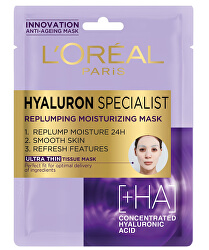 Textilná maska Hyaluron Specialist (Tissue Mask) 1 ks