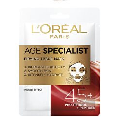 Textilmaske zur sofortigen Straffung und Glättung der Haut Age Special ist 45+ 1 Stück