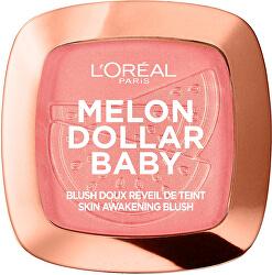 Tvářenka Melon Dollar Baby (Skin Awakening Blush Watermelon Addict) 9 g