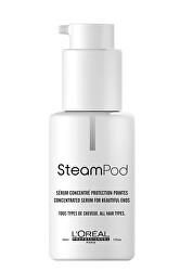 Uhlazující ochranné sérum pro roztřepené konečky vlasů Steampod (Concentrated Serum For Beautiful Ends) 50 ml