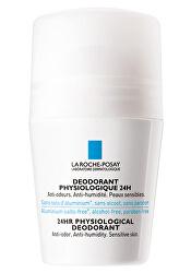 Fyziologický deodorant roll-on 24H (24HR Physiological Deodorant) 50 ml