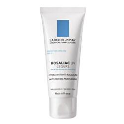 Zklidňující krém pro citlivou pleť SPF 15 Rosalic UV Legere (Anti-Redness Moisture) 40 ml