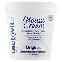 Hydratačný penový krém na tvár i telo Original Mousse Cream 250 ml