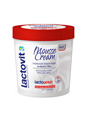 Hydratačný penový krém na tvár i telo Lactourea Mousse Cream 250 ml