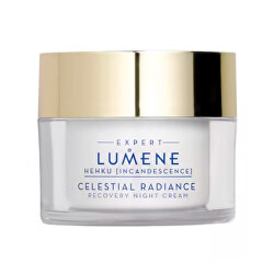 Obnovující noční krém Nebeská záře Hehku (Celestial Radiance Recovery Night Cream) 50 ml