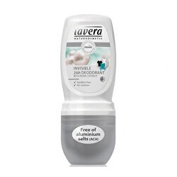 Jemný kuličkový deodorant Invisible 24h (Deodorant) 50 ml