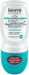 Kuličkový deodorant Basis Sensitiv (Deodorant Roll-on) 50 ml