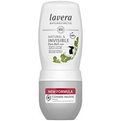 Kuličkový deodorant Invisible (Deodorant Roll-on) 50 ml