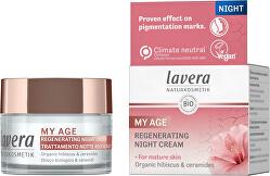 Regenerující noční krém My Age (Regenerating Night Cream) 50 ml