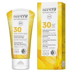 Opalovací krém Sensitiv SPF 30 (Anti-Ageing Sensitive Sun Cream) 50 ml