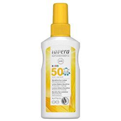 Opalovací mléko ve spreji pro děti SPF 50 (Sensitive Sun Lotion) 100 ml