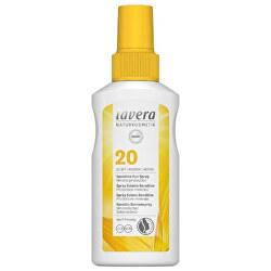 Spray de bronzare Sensitiv SPF 20 (Sensitive Sun Spray) 100 ml