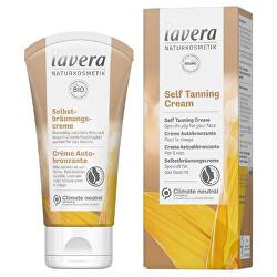 Samoopalovací pleťový krém (Self Tanning Cream) 50 ml