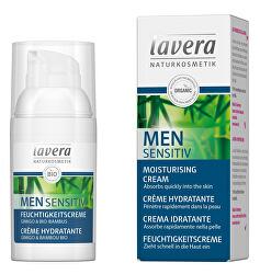 Vyživující hydratační krém pro muže Men Sensitiv (Moisturising Cream) 30 ml