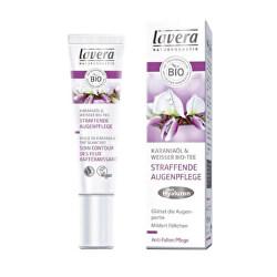 Spevňujúci očný krém Bio biely čaj & Olej karanja ( Firming Eye Cream) 15 ml