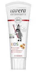 Zubní pasta pro děti s jahodovou příchutí Kids 75 ml