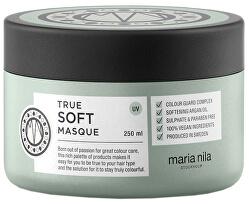 Hydratační maska s arganovým olejem na suché vlasy True Soft (Masque) 250 ml