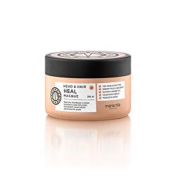 Maska proti lupům a vypadávání vlasů Head & Hair Heal (Masque) 250 ml
