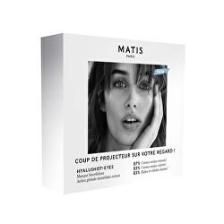 Biocelulózová maska Réponse Regard (Hyalushot Eyes) 5 x 10 ml