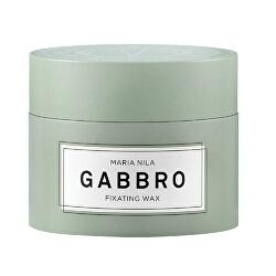 Rychleschnoucí tvarující vosk pro krátké vlasy Minerals Gabbro (Fixating Wax)