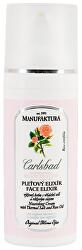 Výživný pleťový elixír s ružou 50 ml