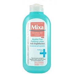 Čistiaca pleťová voda bez alkoholu Sensitive Skin Expert (Alcohol Free Purifying Lotion) 200 ml