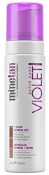 Samoopalovací pěna pro tmavé opálení Violet (Super Dark 1 Hour Express Tan) 200 ml