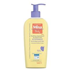 Zklidňující a čisticí olej pro děti (Soothing Cleansing Oil For Body & Hair) 250 ml