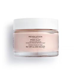 Detoxikační pleťová maska Pink Clay (Detoxifying Pink Clay Mask) 50 ml