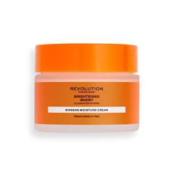Hydratační krém Revolution Skincare (Brightening Boost with Ginseng) 50 ml