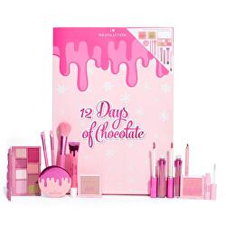 Calendar de advent de 12 zile 12 Days Of Chocolate