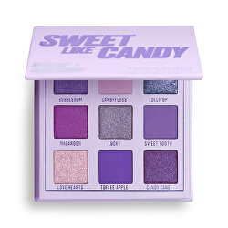 Sweet Like Candy (Shadow Palette) 11,7 g szemhéjpúder paletta